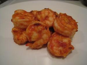 Ketchup Shrimp