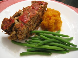 Super Easy Homemade Meatloaf