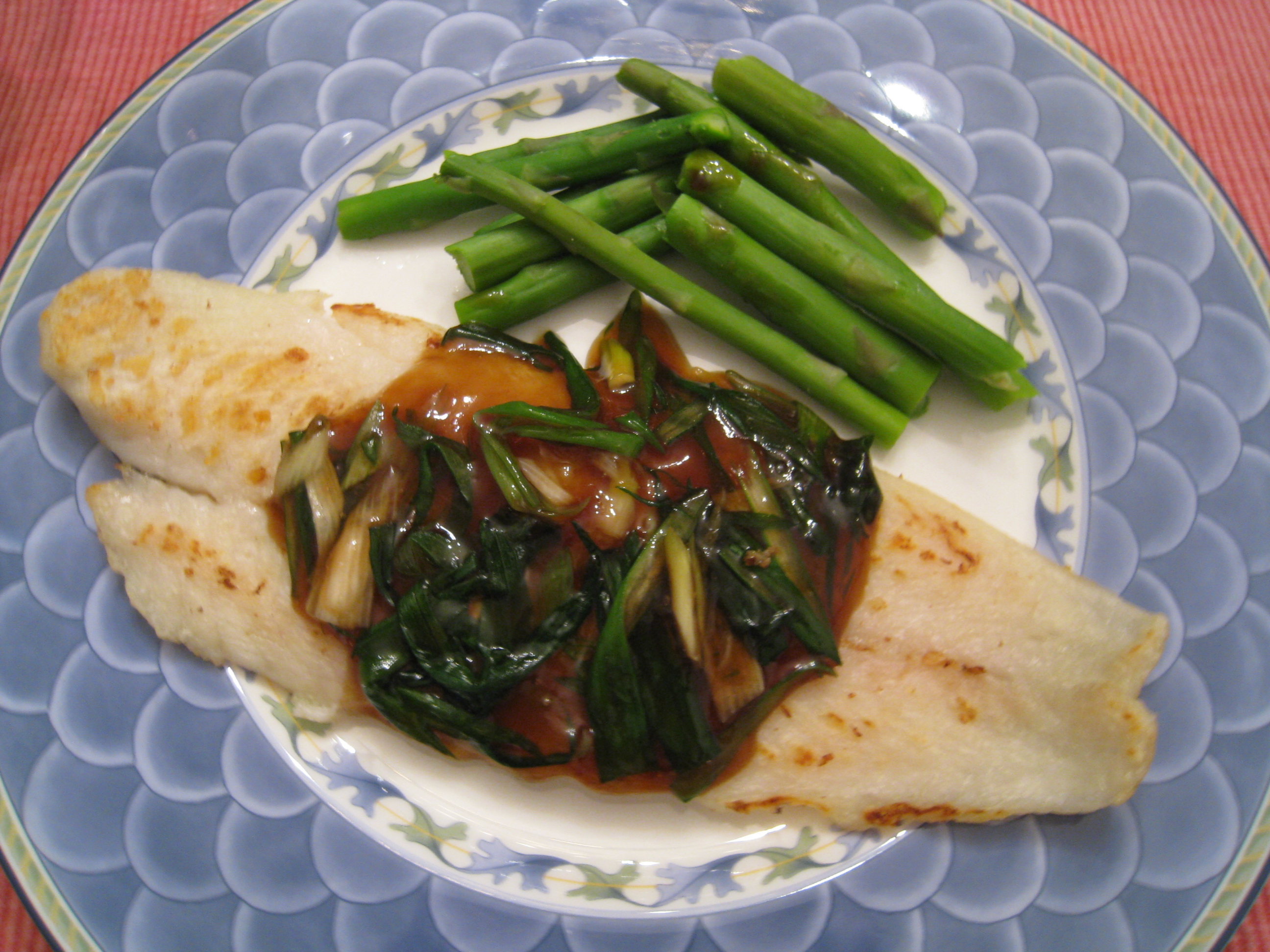 Juicy dishes w chinese white cut chicken page 1 for Pan fried fish recipe