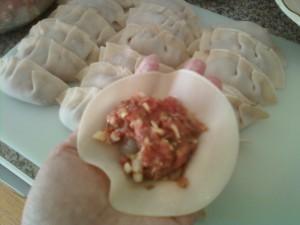 Dumpling Wrapping
